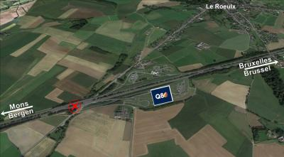 Accident mortel sur l'A7/E19